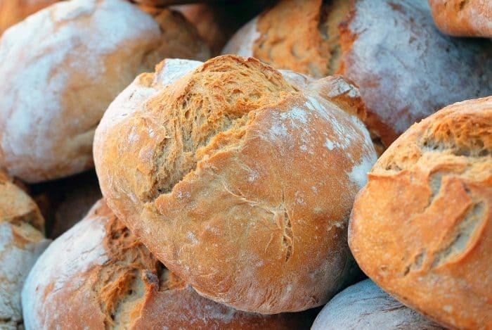 Receita de pão que dá certo!