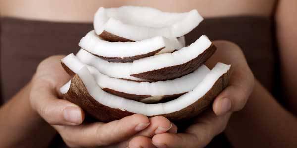 Aprenda a fazer snack de coco seco