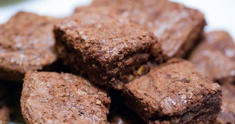 Fica, vai ter brownie! (5 receitas fáceis e práticas)
